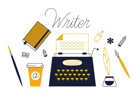 Writer Free writer vector free vector stock graphics