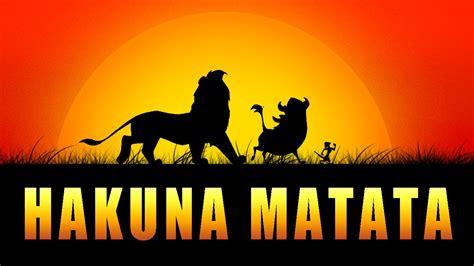 testo hakuna matata italiano hakuna matata il testo italiano della canzone re