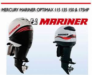 Mercury Outboard 115 Hp Service Manual Free Download