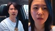 夏語心為戲瘀青 劉書宏上演全武行 東森新聞