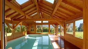 charmant montage d un garage en bois 4 charpente en kit With montage d un garage en bois
