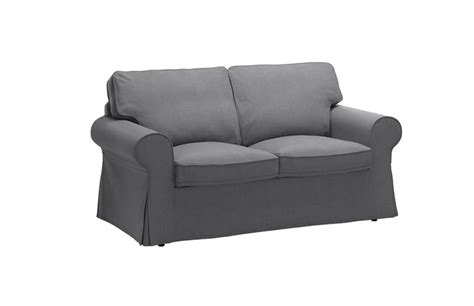 ikea petit canapé test et avis sur le canapé 2 places en tissu ektorp tests