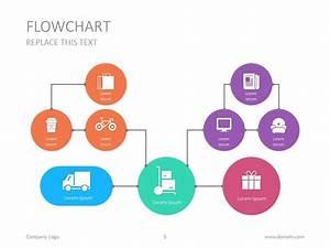 Flow Char Presentation Design  Flowchart  Process  Diagram