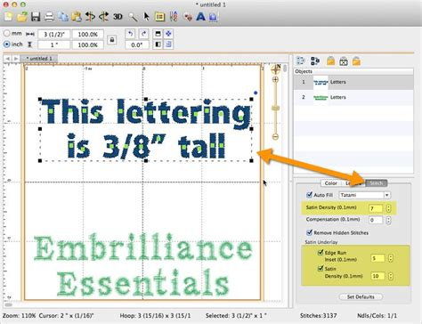 how to type a letter 74 best embrilliance tutorials stitch artist images on 22377   7574eee22377d9f7eb531e6fa95e4daa embroidery software embroidery applique