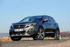 Peugeot 3008 Essai : essai peugeot 3008 gt bluehdi 180 un succ s assur ~ Gottalentnigeria.com Avis de Voitures
