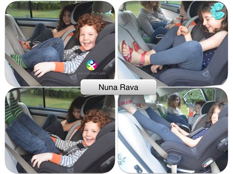 Best Seats For Extended Rear-facing