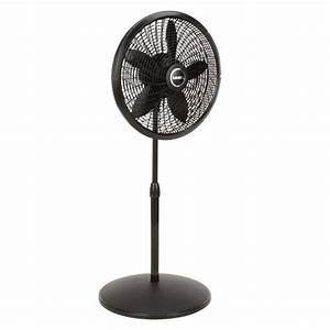 Lasko Cyclone 18 in Adjustable Pedestal Fan-1823 - The