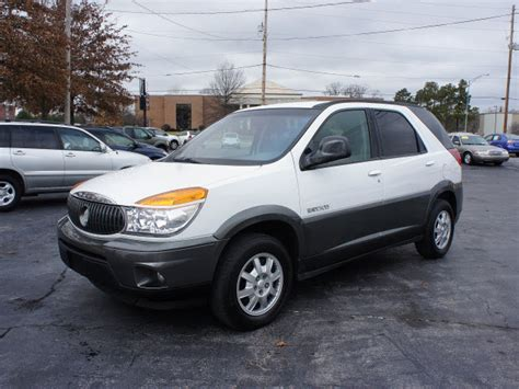 Buick 2003 Rendezvous by 2003 Buick Rendezvous Photos Informations Articles
