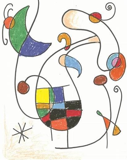 Miro Bambini Joan Projects Drawings Inspired Children