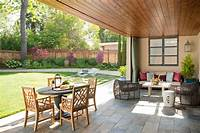 lovely patio room design ideas 6 Design Ideas to Perk Up Your Outdoor Living Space with Color