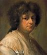 Retrato de Sebastiana Merclein, su mujer, 1786 - Francisco ...
