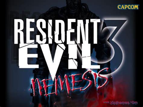 resident evil  nemesis gamble gamer