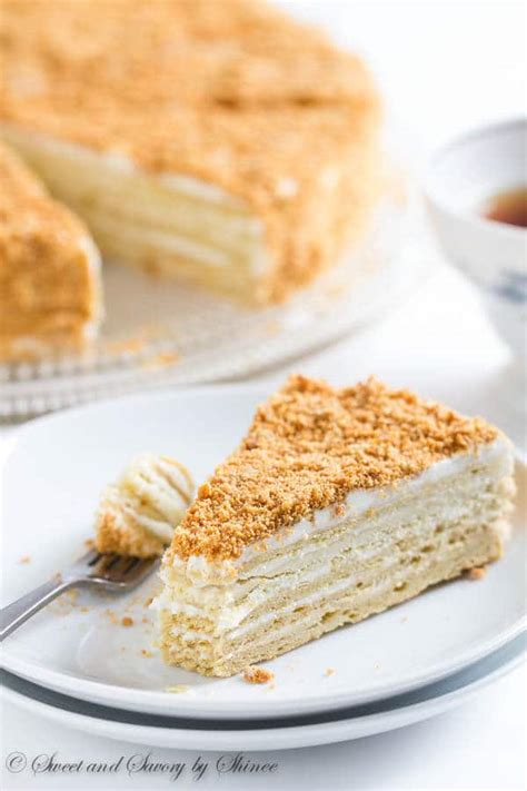 Ask anybody who was born and spent a good chunk of his/her life during soviet union what the most popular cake of the era was, chances are you will hear. Russian Cake