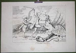 Original James Gillray Engravings  U0026quot Banco To The Knave