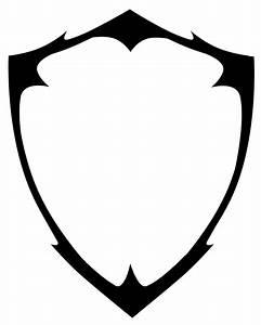 Shield Blank PSD by phrixxxus on DeviantArt