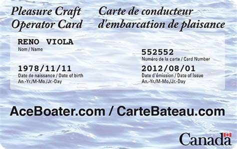 Boating License New Brunswick by Quebec Boating License Online Boat Exam Ace Boater