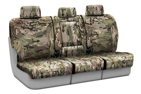20152017 F150 Coverking Ballistic Multicam Rear Seat