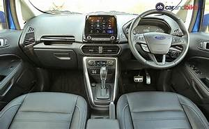 Ford EcoSport Price in India, Images, Mileage, Features ...