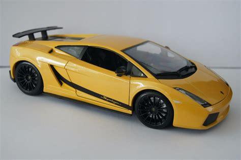 Lamborghini Gallardo Superleggera 2007.amarillo Maisto 1
