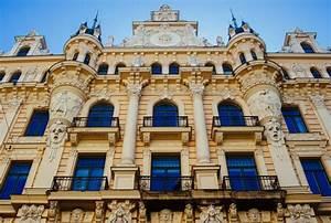 Art Deco Architektur : art nouveau in latvia ~ One.caynefoto.club Haus und Dekorationen