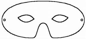 Best Photos of Zorro Mask Template - Eye Mask Templates ...