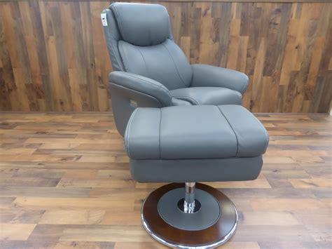 lazy boy antonio cobblestone grey power recliner chair