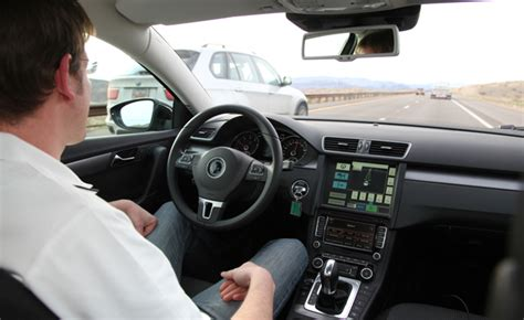 Self-driving Cars A Reality By 2025 Says Major Parts