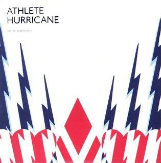 hide and seek testo athlete hurricane la musica secondo cocchio