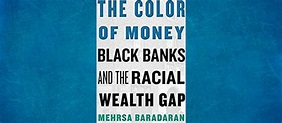 The Color of Money, Book Review | Bankers Anonymous