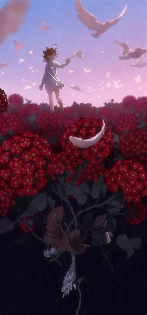 yakusoku  neverland wallpaper loockscreen ray emma