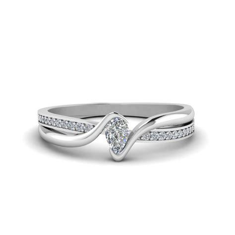 two tone engagement rings fascinating diamonds