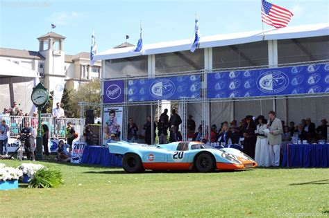 1969 Porsche 917 K Image. Chassis Number 917-004 / 917-017