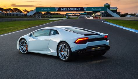 lamborghini huracan lp580 2 rwd was always in the plan