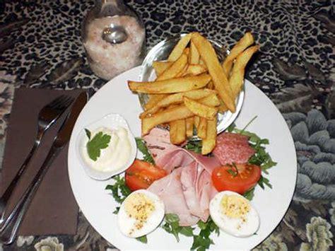 cuisine anglaise recette d 39 assiette anglaise et frites maison