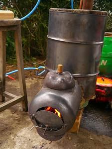 Chauffe Eau Bois : chauffe eau bois allumage csoa le palmier ~ Premium-room.com Idées de Décoration