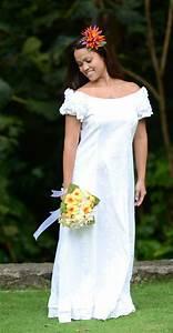 Hawaiian Wedding Dresses - Oasis amor Fashion