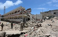 Mogadishu Bomb Rocks Somali Presidential Palace, Hotels ...