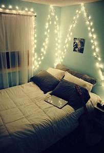 #hipster #bedroom   Tumblr bedrooms   Pinterest   Light ...
