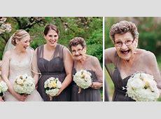 Bride Invites Her 89YearOld Grandma To Be A Bridesmaid