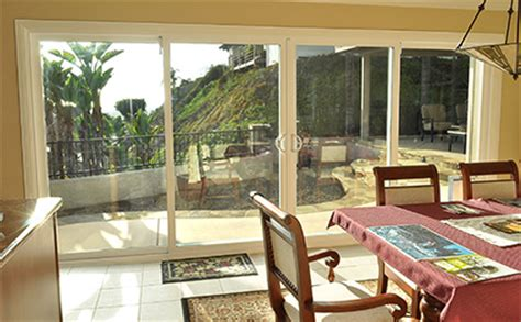 vinyl replacement 4 panel patio doors in san diego bm