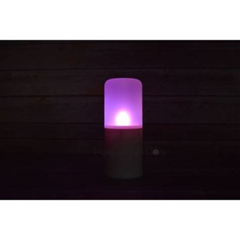 flameless  color led candle outdoor light  remote