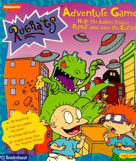 rugrats adventure game strategywiki  video game