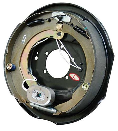 Boat Trailer Electric Brakes by The Lowdown On Trailer Brakes Trailering Boatus Magazine