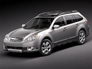 2010 Subaru Outback Owners Manual