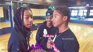 Ray Ray Mindless Behavior New Hairstyle | www.pixshark.com ...