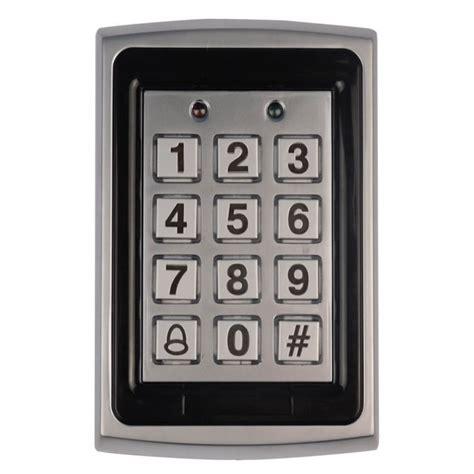 Electro Magnetic Lock Key Pad  The Murphy Door