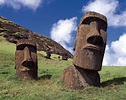 The Genius of Ancient Man: Easter Island: How did the Moai ...