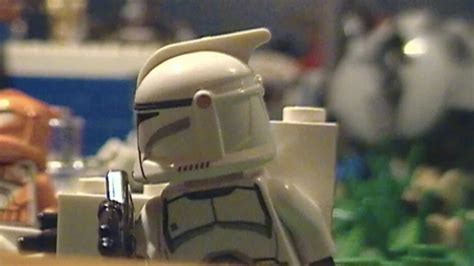 Star Wars Stop Motion Youtube