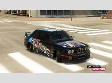 BMW M3 de maxivtec dans la vitrine de Forza Horizon