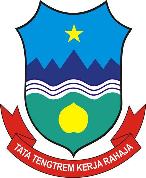 logo kabupaten garut kumpulan logo lambang indonesia